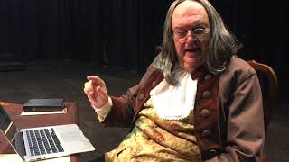 Ben Franklin reacts to the 100 Greatest Pennsylvanians list