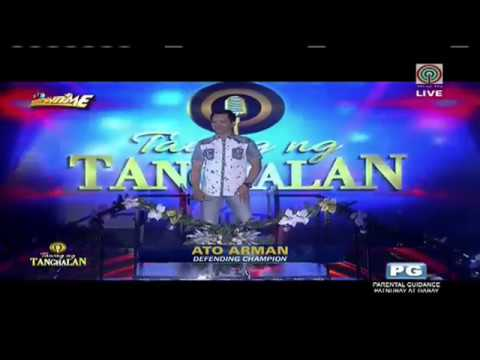 After All These Years - Ato Arman | Defends his Title in Tawag ng Tanghalan | November 30, 2017