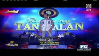 After All These Years - Ato Arman   Defends his Title in Tawag ng Tanghalan   November 30, 2017