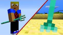 Ist der Dreizack die stärkste Waffe in Minecraft? Aquatic Update!