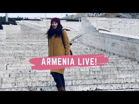 Ереван, Эчмиадзинский комплекс, Хор Вирап, вкуснейшая толма, душевный народ и библейская гора Арарат