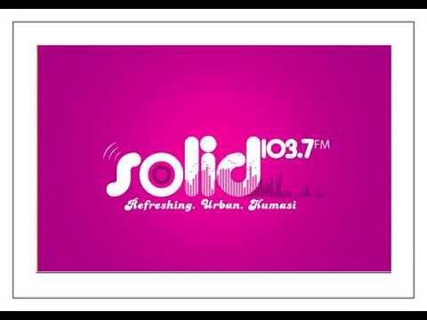 RADIO JINGLES SAMPLES FOR SOLID FM GHANA