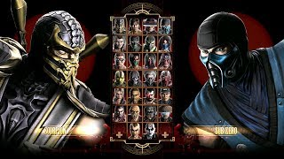Video 🔴ZERANDO MORTAL KOMBAT 9 NO VERY HARD + TORRE DOS DESAFIOS  - 11/300 download MP3, 3GP, MP4, WEBM, AVI, FLV September 2018