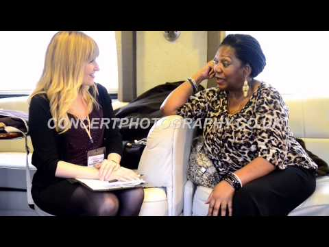 LIZ MITCHELL - THE VOICE OF BONEY M INTERVIEWED BY LAURA  DILWORTH