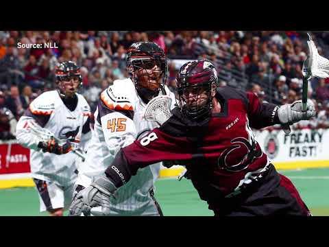 Indoor Lacrosse Team To Play In San Diego