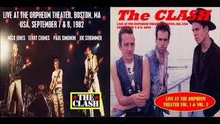 The Clash - Live In Boston, 1982 (Full Concert!)
