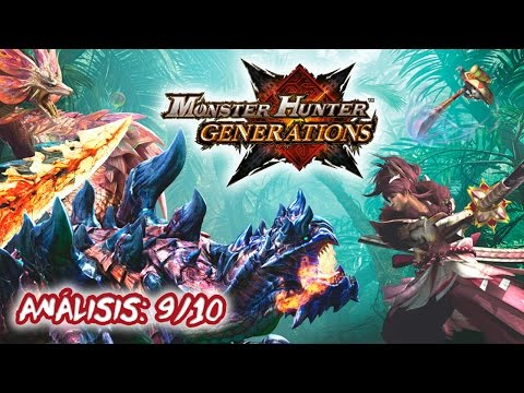 Análisis: Monster Hunter Generations