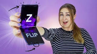 Samsung Galaxy Z Flip Tips Tricks & Hidden Features | YOU MUST TRY!!