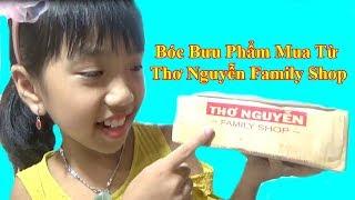 Bóc Bưu Phẩm Mua Từ Thơ Nguyễn Family Shop❤Baby channel❤