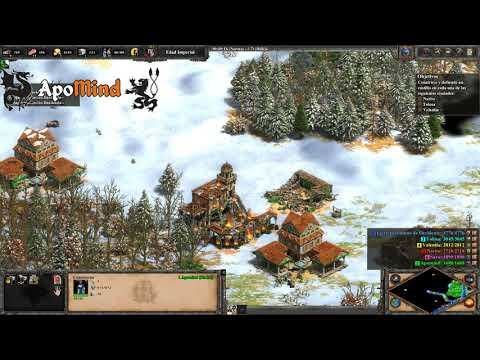 5. Un reino propio [DIFÍCIL] Alarico - Age of Empires II: Definitive Edition [AoE2DE]