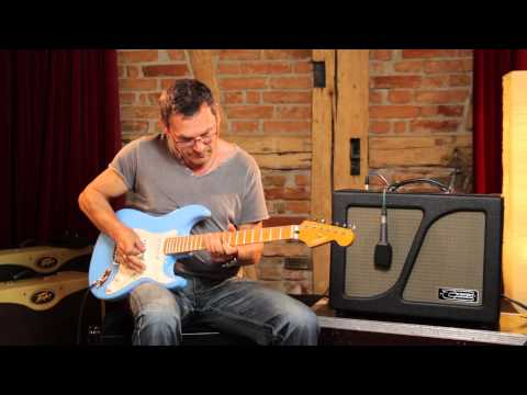EastRockGuitars-Wagner '57 S-Style with Leosounds RedHouse Pickups