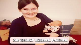 DIE GEBURT MEINER TOCHTER || Entbindung ohne PDA | TammisBlog ♥
