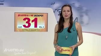 Ziehung der Lottozahlen vom 14.09.2016