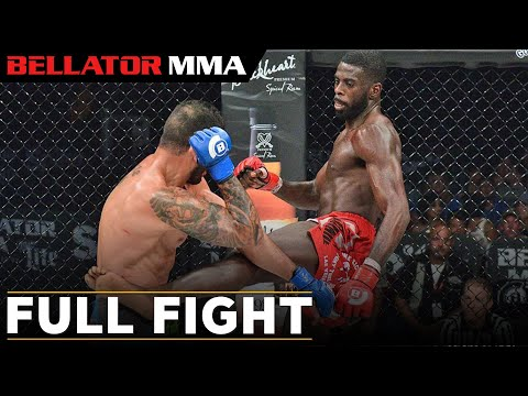 Bellator MMA: Chidi Njokuani vs. Thiago Jambo FULL FIGHT