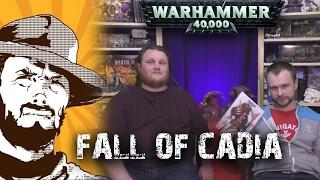 FFH Былинный сказ: Warhammer Fall Of Cadia