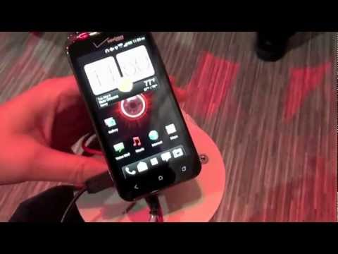 DROID Incredible 4G LTE Quick Hands-on