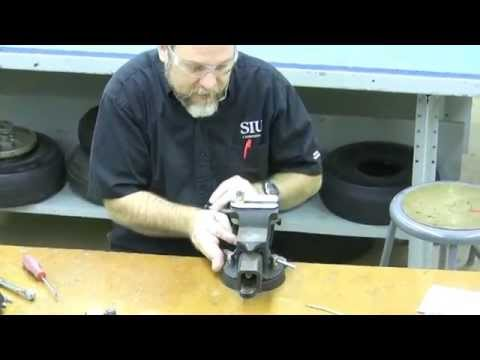 Aviation Tools Training - AN type fitting on a Medium Pressure Hose
