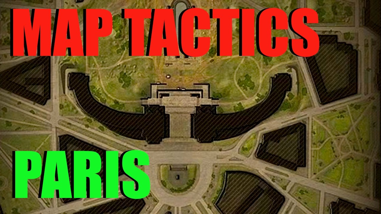 WOT - Map Tactics & Strategy Paris with Pierre | World of Tanks ...