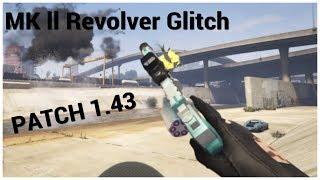 OP REVOLVER GLITCH TUTORIAL-GTA 5 ONLINE *MUST WATCH*
