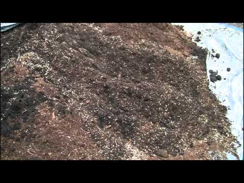 How to Make Square Foot Gardening Soil Mix - in Real Time