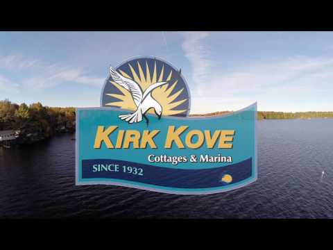 Ontario's Best Walleye Fishing Vacation Resort - Kirk Kove Cottages & Marina