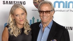 Peter Fonda and Margaret Devogelaere at 2017 Goldie s Love In For Kids Event