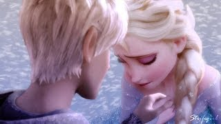 Elsa and Jack Frost // Afraid