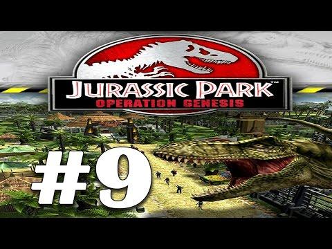 Jurassic Park : Operation Genesis | Part 9 | Beautification | TheGamingIndian