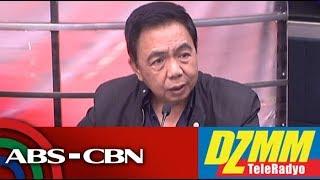 Ex-MMDA chief shuns EDSA provincial bus ban   DZMM