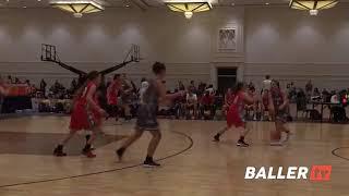 Clippers vs Cincy Swish Fladung Replay