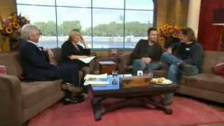 Ewan and Charley on This Morning