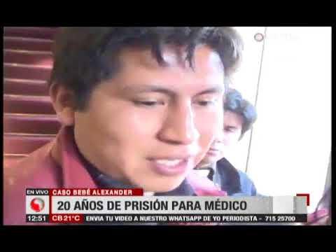 Dan 20 años de cárcel al médico que abusó al bebé Alexander en el año 2014