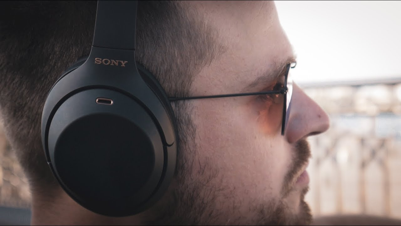 Обзор Sony WH-1000XM4 | Эталонные наушники с ANC? Сравнение Sony WH-1000XM4 vs WH-1000XM3