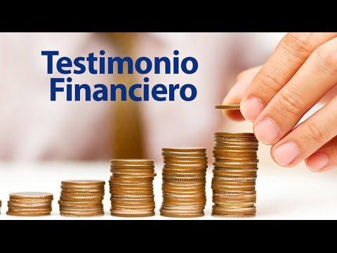 Testimonio financiero - Pastor Jorge H. López