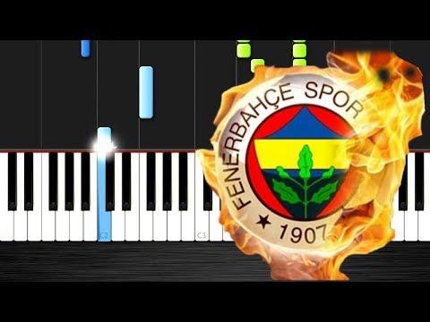 Kıraç - Fenerbahçe 100. Yıl Marşı - Piano by VN