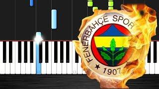 Kıraç - Fenerbahçe 100. Yıl Marşı - Piano by VN Video