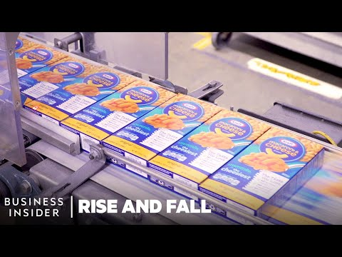 The Rise And Fall Of Kraft Cheese | Rise And Fall