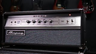 Ampeg V-4B All Tube 100 watt Classic Bass Amp Head