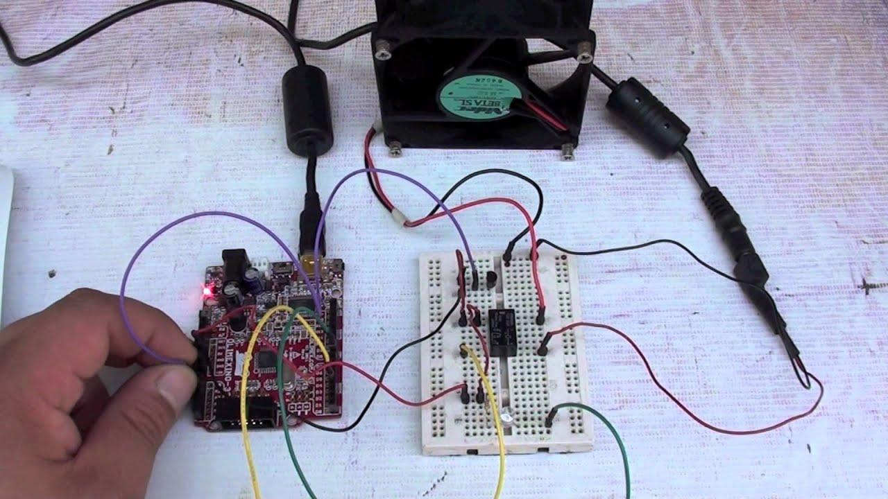 Sensor de temperatura con lm arduino labview y mac