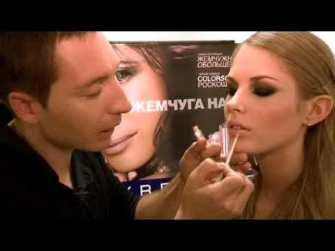 Макияж с  Make up Atelier:тональная основа, база под основу и макияж глаз с палеткой T19