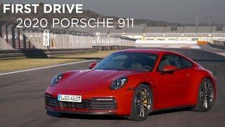 First Drive | 2020 Porsche 911 | Driving.ca