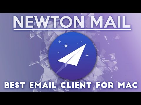 Newton Mail App Overview - Best Mac Email Client