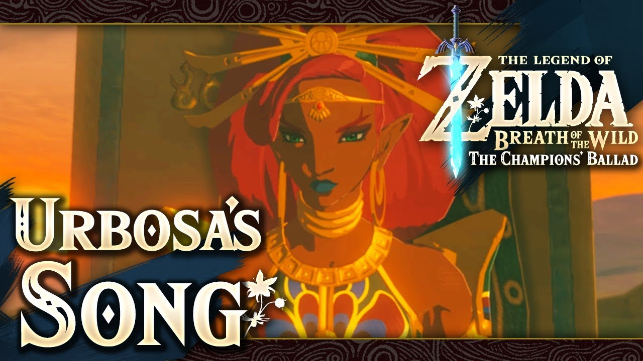 How to find and complete all of Urbosa's Song Shrine Trials in Zelda: Breath of the Wild's Champion's Ballad DLC