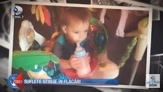 Stirile Kanal D (17.01.2020) - Arde si sufletul mamei! Focul i-a luat 4 copii! Editie de seara