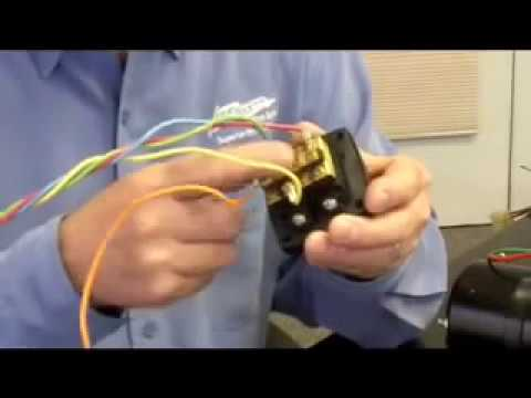 Trim Tab Troubleshooting One Tab Operates, Other Does Not - iboats Barrett Trim Tabs Wiring Diagram on