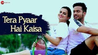 Tera Pyaar Hai Kaisa - Official Music Video | Ansh Jain & Ananya Malhotra | Purshotam Goswami
