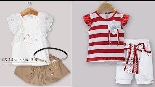 Посылка из Китая № 48 обзор детские вещи для девочки летние костюмы бренд