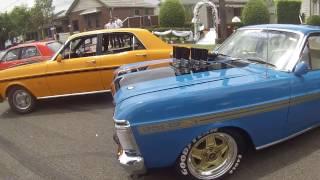 Ford XW & Ford 351 GT - Small Edit (Wedding)