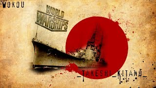 Субботний стрим [World of Warships] Подержи лайком))) Без горения!!!