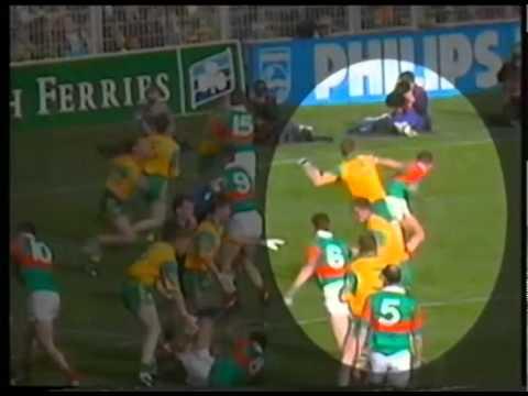 1996 Sunday Game Brawl Mayo V Meath Analysis